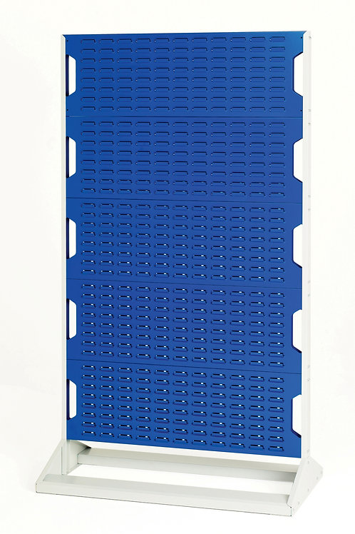Louvre Panel Rack Single Sided 1000 x 550 x 1775mm