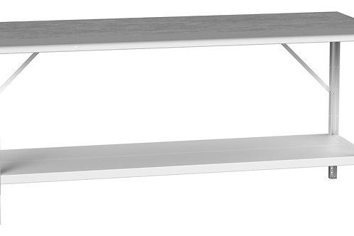 Verso Adj. Height Bench ESD 2000 x 600 x 780mm