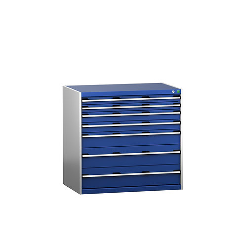 Cubio Drawer Cabinet 1050 x 750 x 1000mm