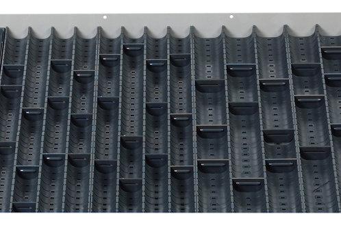 Cubio Trough Block Divider Kit 56 Compartment 675 x 525 x 28mm