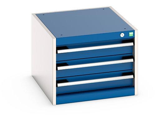 Cubio Drawer Cabinet 525 x 650 x 400mm