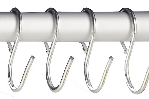 Cubio Clothes Rail (6 Hook) 970 x 468 x 50mm