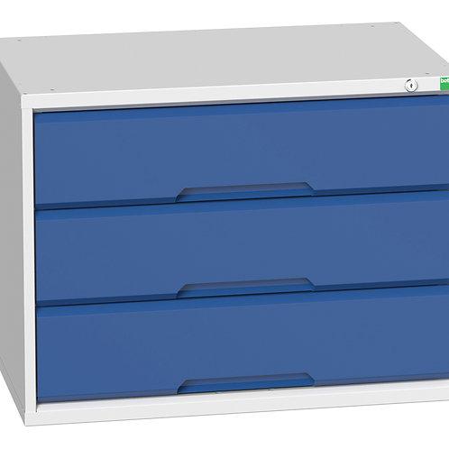 Verso Drawer Cabinet 800 x 550 x 600mm