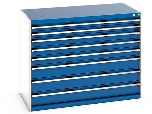 Cubio Drawer Cabinet 1300 x 750 x 1000mm