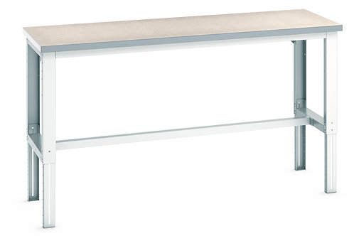 Cubio Framework Bench Adj Height (Lino) 2000 x 750 x 1140mm