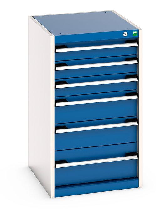 Cubio Drawer Cabinet 525 x 650 x 900mm