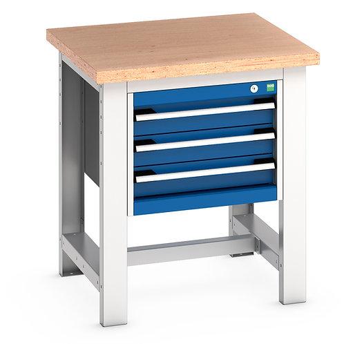 Cubio Framework Bench (Multiplex) 750 x 750 x 840mm