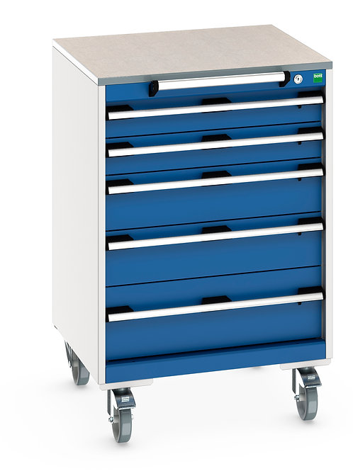 Cubio Mobile Cabinet 650 x 650 x 990mm