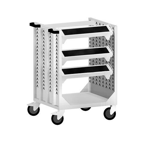 CNC High Capacity Trolley 670 X 600 X 980mm