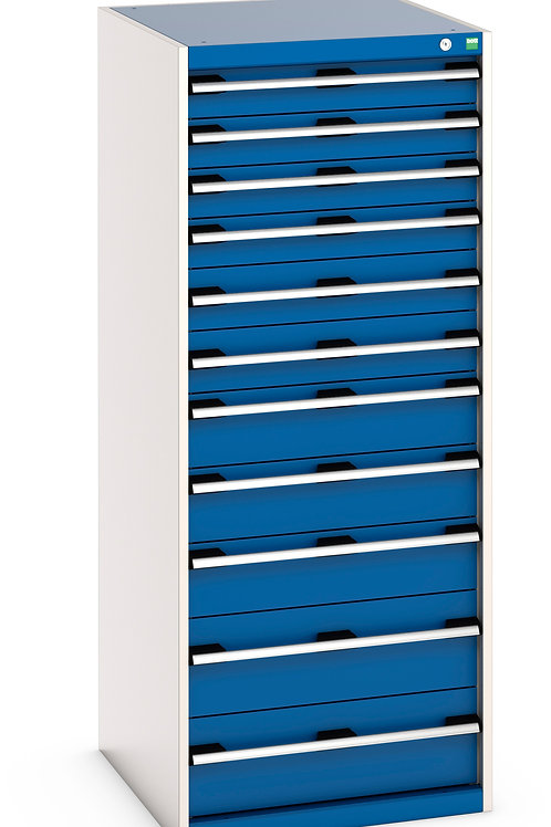 Cubio Drawer Cabinet 650 x 750 x 1600mm