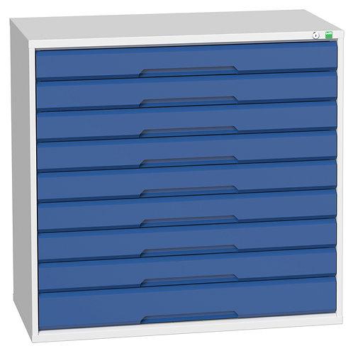 Verso Drawer Cabinet 1050 x 550 x 1000mm
