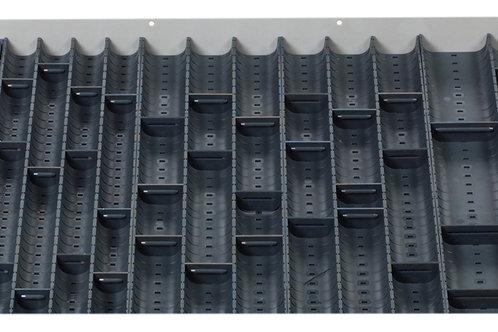 Cubio Trough Block Divider Kit 49 Compartment 675 x 525 x 28mm