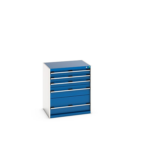 Cubio Drawer Cabinet 800 x 650 x 900mm