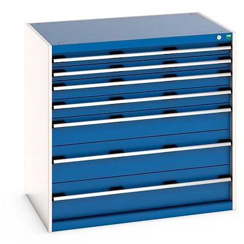 Cubio Drawer Cabinet 1050 x 750 x 1000mm