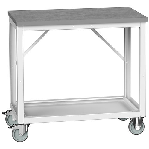 Verso Mobile Workstand Lino 1000 x 600 x 930mm