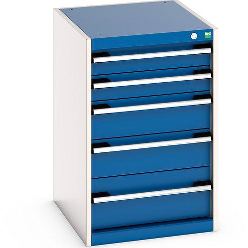 Cubio Drawer Cabinet 525 x 650 x 800mm