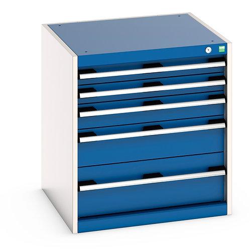 Cubio Drawer Cabinet 650 x 650 x 700mm