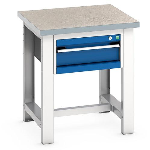 Cubio Framework Bench (Lino) 750 x 750 x 840mm