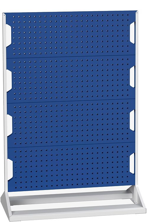 Perfo Panel Rack Double Sided 1000 x 550 x 1450mm
