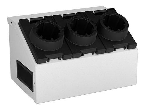CNC Tool Block VDI 40 233 x 158 x 139mm