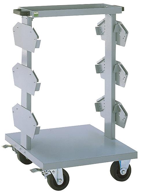 CNC Compact Trolley 650 X 710 X 1020mm
