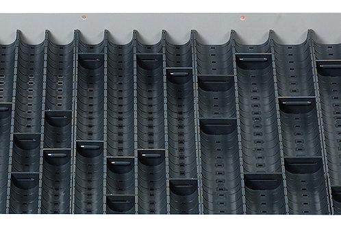 Cubio Trough Block Divider Kit 42 Compartment 675 x 400 x 28mm