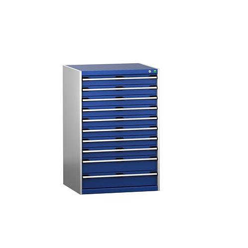 Cubio Drawer Cabinet 800 x 750 x 1200mm