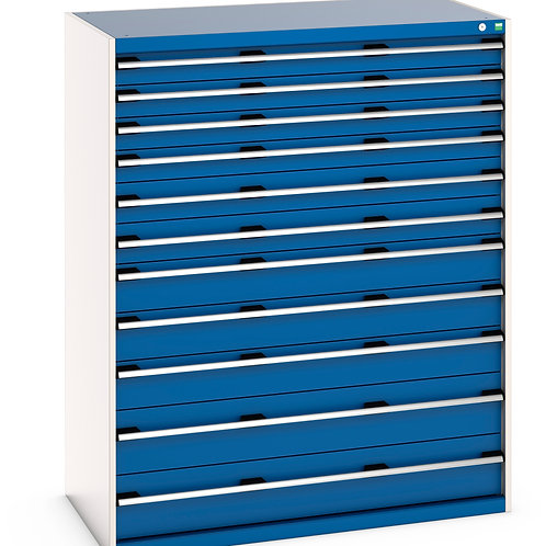 Cubio Drawer Cabinet 1300 x 750 x 1600mm