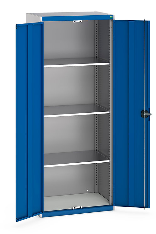Cubio Cupboard 800 x 525 x 2000mm