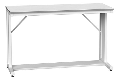 Verso Cantilever Bench MFC 1500 x 600 x 930mm