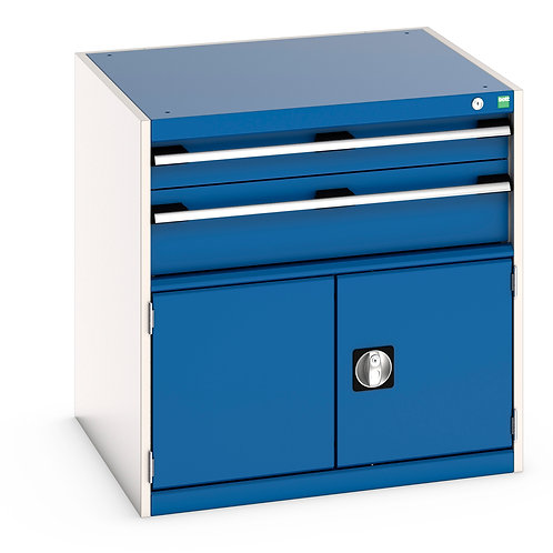 Cubio Drawer Cabinet 800 x 750 x 800mm