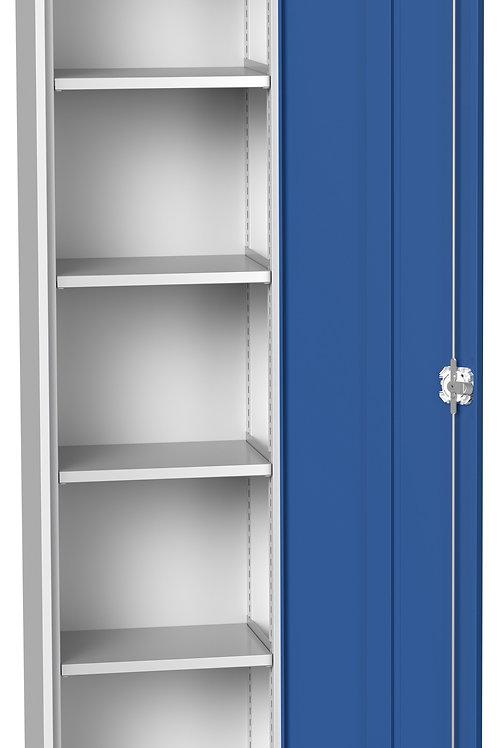 Verso Shelf Cupboard 525 x 350 x 2000mm