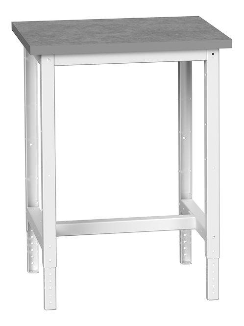 Verso Adj. Height Lino Bench 700 x 600 x 930mm