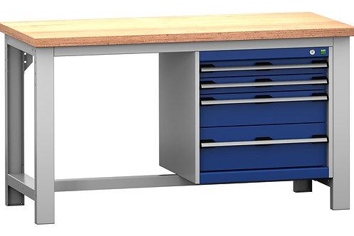 Cubio Framework Bench (Multiplex) 1500 x 750 x 840mm