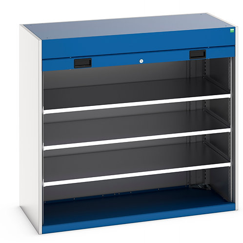 Cubio Cupboard 1300 x 650 x 1200mm