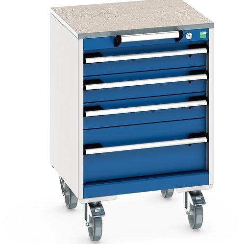 Cubio Mobile Cabinet 525 x 525 x 790mm