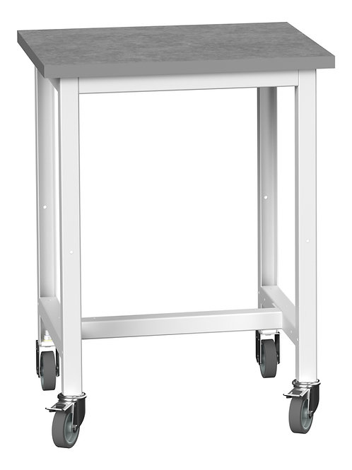 Verso Mobile Workstand Lino 700 x 600 x 930mm