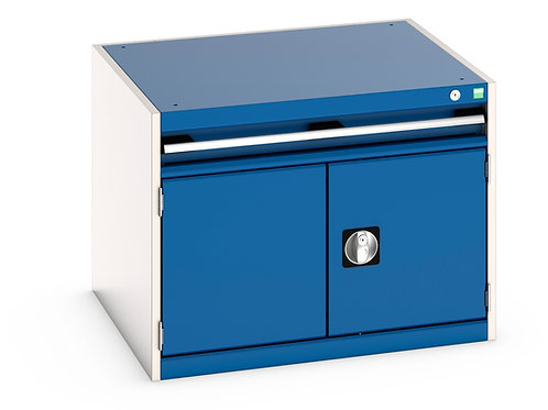 Cubio Drawer-Door Cabinet 800 x 750 x 600mm