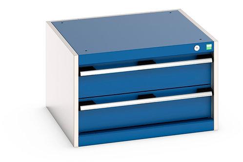 Cubio Drawer Cabinet 650 x 650 x 400mm