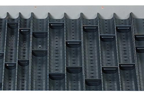 Cubio Trough Block Divider Kit 36 Compartment 675 x 400 x 28mm