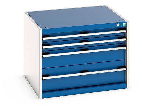 Cubio Drawer Cabinet 800 x 750 x 600mm
