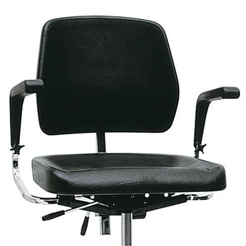 Industrial Chair Armrest Set