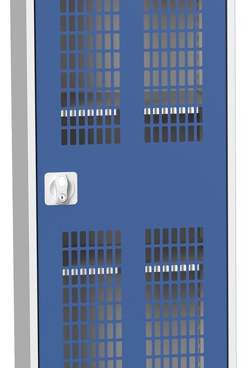 Verso Ventilated Door Cupboard 525 x 350 x 2000mm