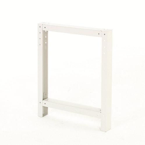 Cubio Framework Bench Endframe 80 x 650 x 800mm