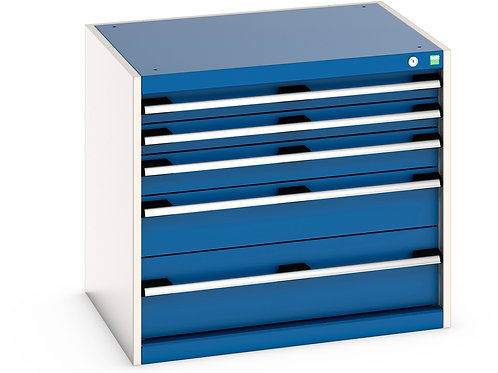 Cubio Drawer Cabinet 800 x 650 x 700mm