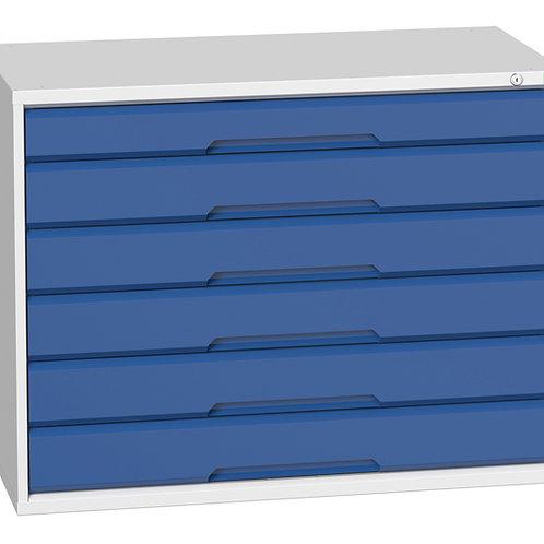 Verso Drawer Cabinet 1050 x 550 x 800mm