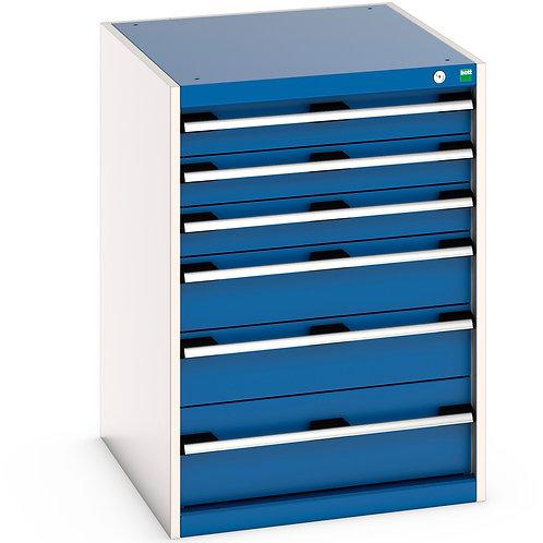 Cubio Drawer Cabinet 650 x 750 x 900mm