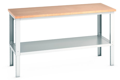 Cubio Framework Bench Adj Height (Multiplex) 2000 x 900 x 1140mm