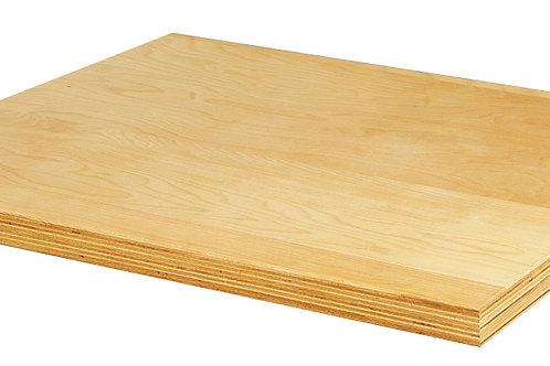 Cubio Multiplex Worktop 800 x 650 x 40mm