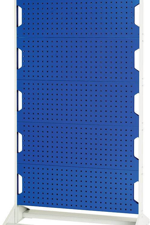 Perfo Panel Rack Single Sided 1000 x 550 x 1775mm